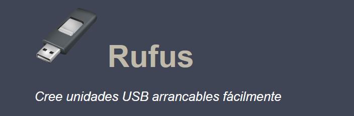 rufus manual